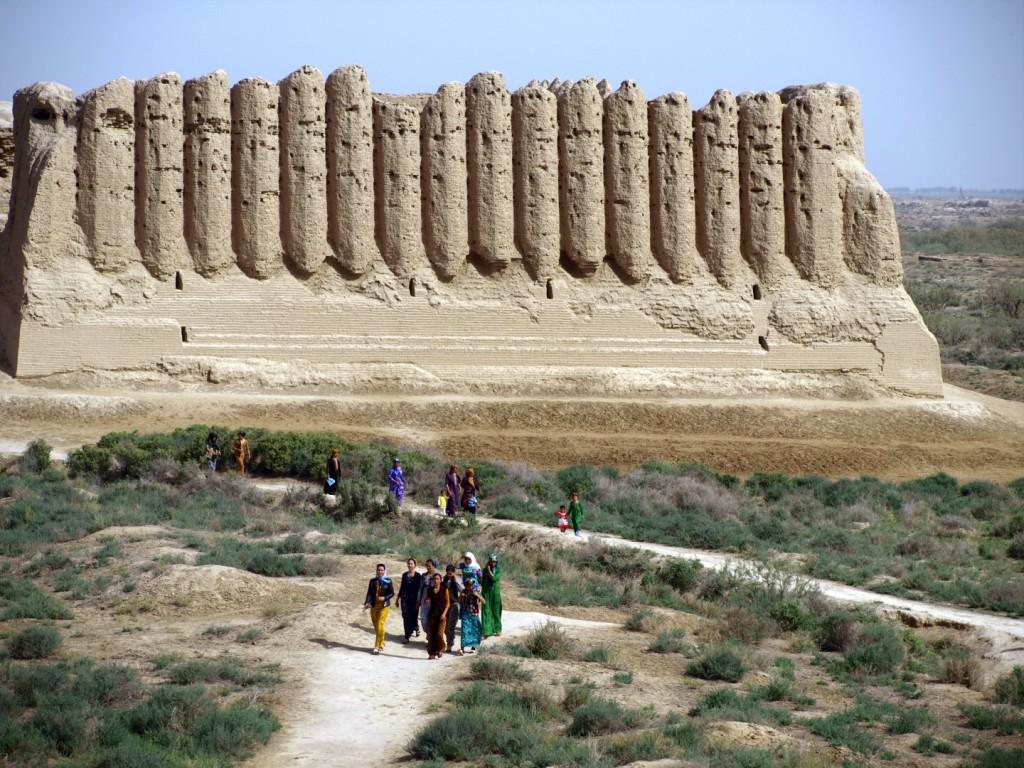 Ancient Merv, Turkmenistan (2)
