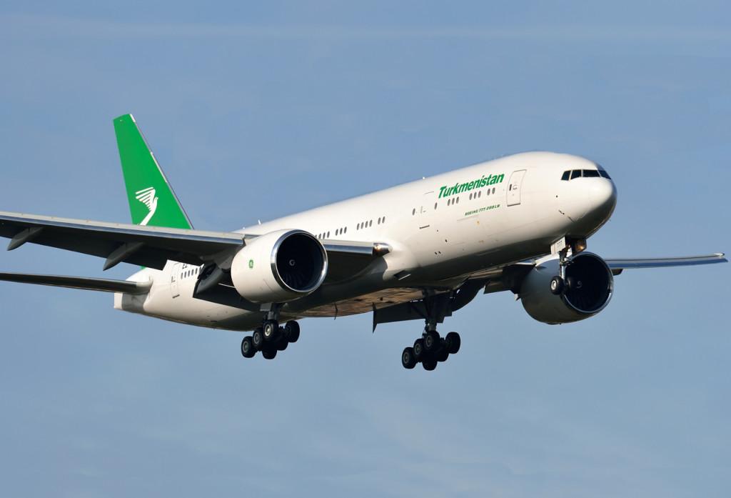 Boeing 777, Turkmenistan Airlines
