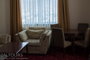 Charlak Hotel, Turkmenbashi city, Turkmenistan (2)