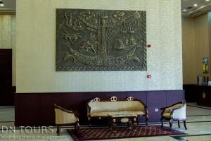 Charlak Hotel, Turkmenbashi city, Turkmenistan (3)