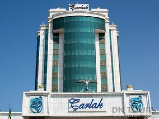 Charlak Hotel, Turkmenbashi city, Turkmenistan