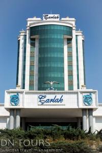 Charlak Hotel, Turkmenbashi city, Turkmenistan (6)