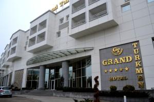 Grand Hotel Ashgabat