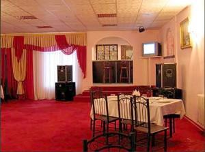 Diyarbekir Hotel, Dashoguz, Turkmenistan (1)