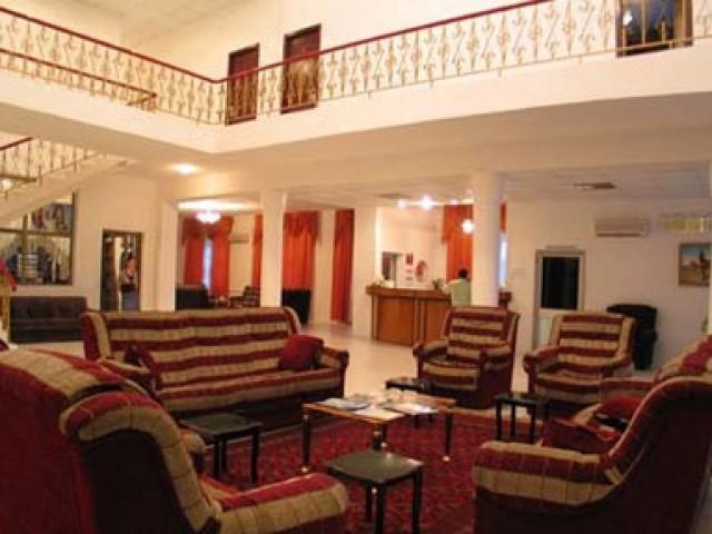 Diyarbekir Hotel Dashoguz, Turkmenistan