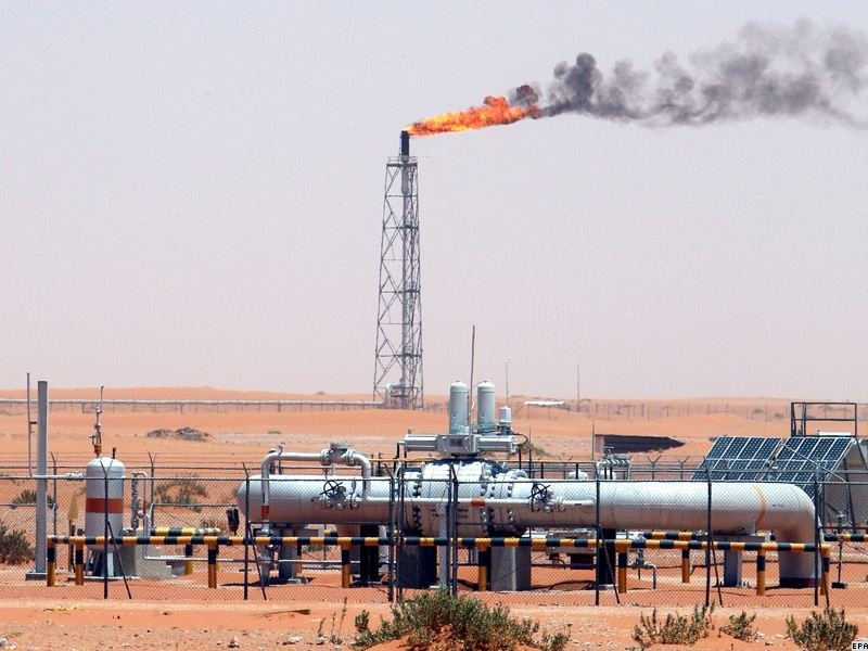Gas production, Balkan, Turkmenistan