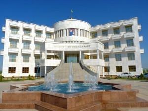 Jeyhun Hotel, Turkmenabat, Turkmenistan (1)