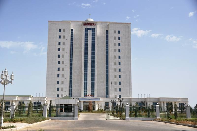 Kuwwat Hotel, Avaza Turkmenistan