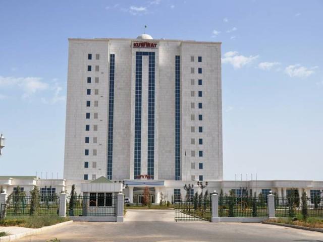 Kuwwat Hotel Awaza Turkmenbashi, Turkmenistan