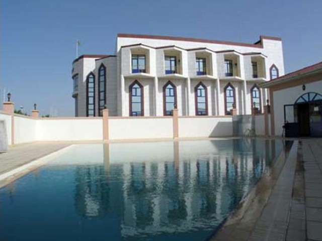 Margush Hotel Mary, Turkmenistan