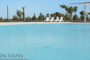 Nebitchi Hotel, Avaza, Turkmenbashi city, Turkmenistan (4)