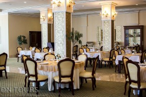 Nebitchi Hotel, restaurant, Avaza, Turkmenbashi city, Turkmenistan (2)