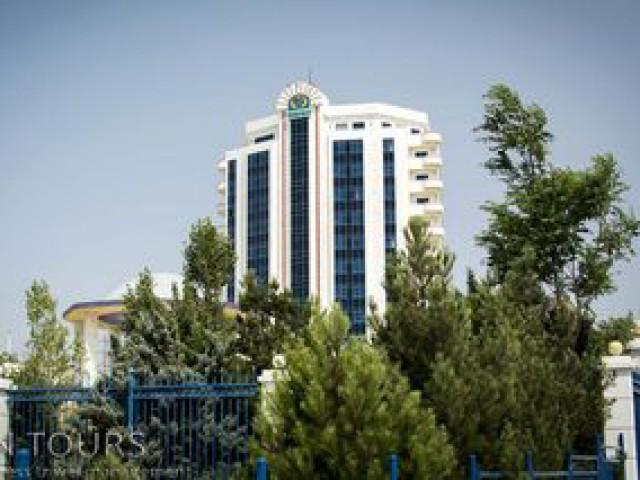 Turkmenbashi Hotel, Turkmenbashi city, Turkmenistan