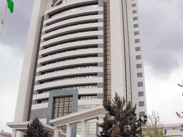 Archabil Hotel, Ashgabad, Turkmenistan
