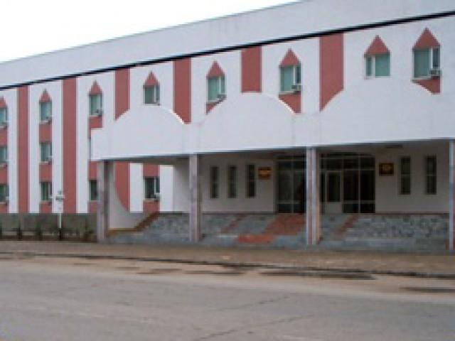 Turkmenabat Hotel, Turkmenabat city, Turkmenistan