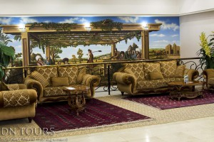 Turkmenbashi Hotel, Turkmenbashi city, Turkmenistan (7)