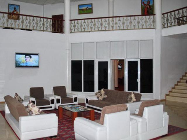 Uzboy Hotel Dashoguz, Turkmenistan