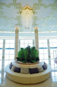Yyldyz Hotel, Ashgabat Turkmenista