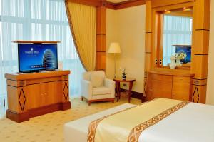 Yyldyz Hotel, Modern style room, Ashgabat Turkmenistan