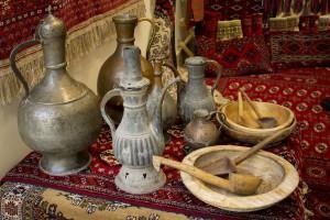 Carpet Museum Ashgabat Turkmenistan