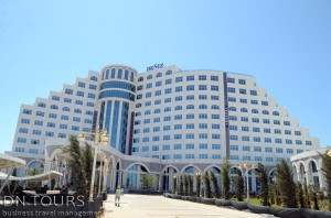 National touristic zone Awaza, Turkmenbashi Turkmenistan