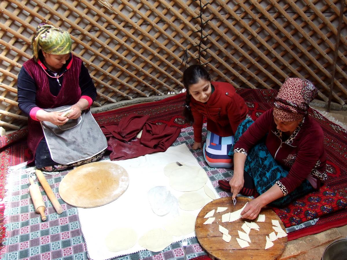 People of Turkmenistan (2)