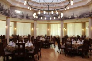 Ak Altyn Hotel Restaurant, Ashgabat Turkmenistan