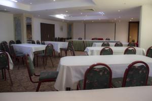 Conference Room, Ak Altyn Hotel, Ashgabat Turkmenistan