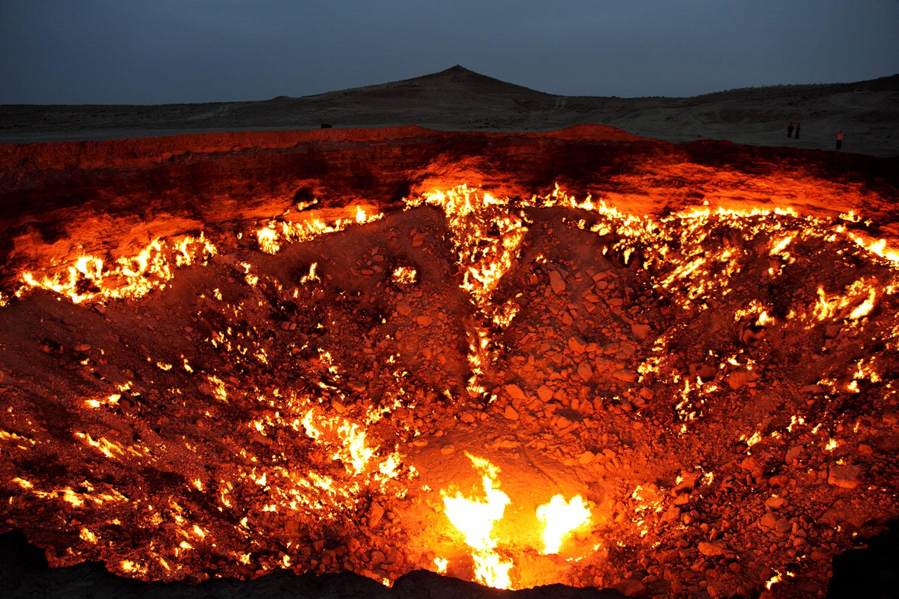 Darvaza, Door to hell, Hell gates, Turkmenistan