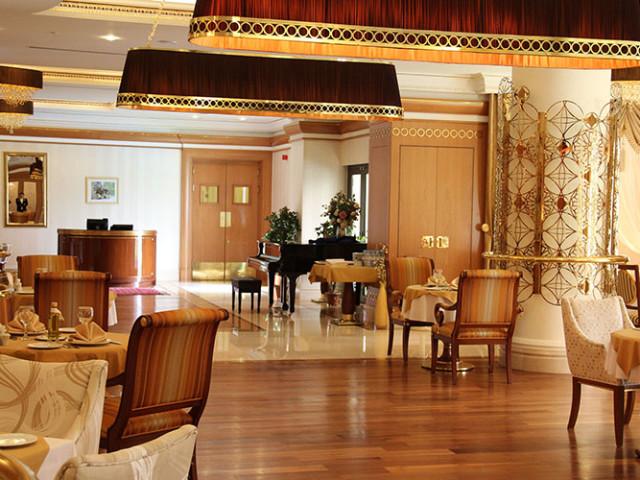 Restaurants, Nusay Hotel Ashgabat, Turkmenistan