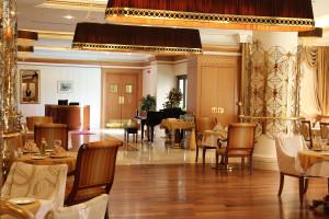 Nusay Hotel Restaurant Ashgabat Turkmenistan
