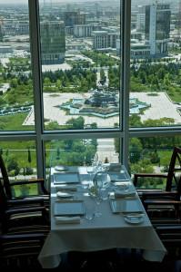 Sofitel Oguzkent Hotel Ashgabat Turkmenistan