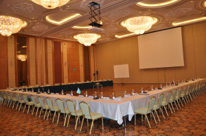 Yyldyz Hotel, Conference Hall (room), Ashgabat Turkmenistan