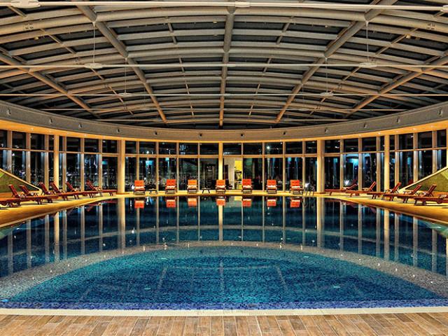 Yyldyz Hotel, Health Center, Ashgabat, Turkmenistan