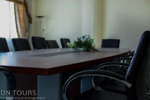 Arzuw Hotel Conference room, Avaza, Turkmenbashi Turkmenistan (3)