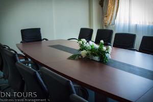 Arzuw Hotel Conference room, Avaza, Turkmenbashi Turkmenistan