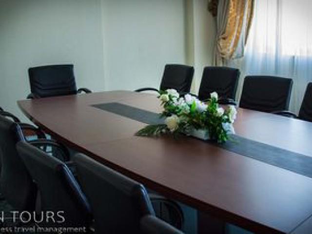 Conference room Arzuw Hotel, Awaza, Turkmenistan