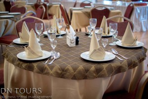 Restaurant Arzuw Hotel Avaza, Turkmenbashi Turkmenistan (3)