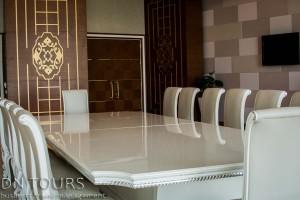 Berkarar Hotel, Avaza, Turkmenbashi, Turkmenistan (8)