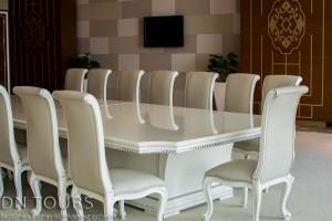 Berkarar Hotel, conference hall, Avaza, Turkmenbashi, Turkmenistan (3)