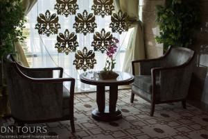 Berkarar Hotel, restaurants. Avaza, Turkmenbashi, Turkmenistan (6)