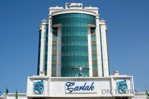 Charlak Hotel, Turkmenbashi city, Turkmenistan (5)