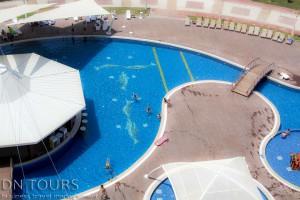 Deniz Hotel, Avaza, Turkmenbashi city Turkmenistan (3)