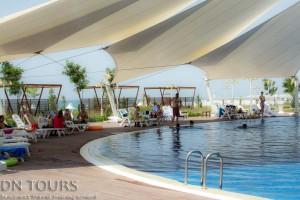 Deniz Hotel, Avaza, Turkmenbashi city Turkmenistan (9)