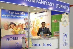 International Exhibition and Conference Saglyk-2014 Ashgabat Turkmenistan (3)
