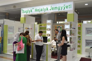 International Exhibition and Conference Saglyk-2014 Ashgabat Turkmenistan (7)