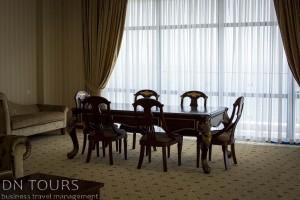 Nebitchi Hotel, Avaza, Turkmenbashi city, Turkmenistan (8)