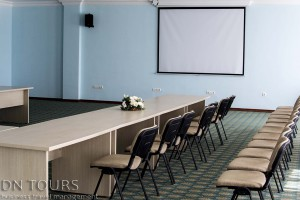 Nebitchi Hotel, conference room, Avaza, Turkmenbashi city, Turkmenistan (3)