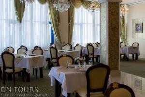Nebitchi Hotel, restaurant, Avaza, Turkmenbashi city, Turkmenistan (3)