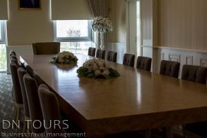 Seyrana Hotel, conference room, Avaza, Turkmenbashi city, Turkmenistan (2)